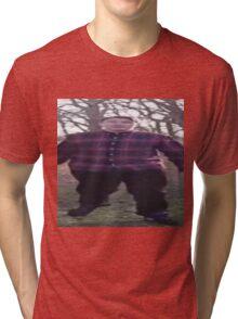 Scarce is Fat Tri-blend T-Shirt