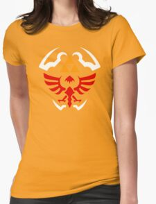 Shield Womens Fitted T-Shirt