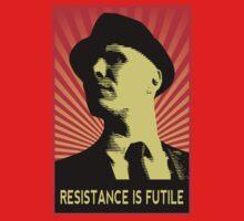 Resistance is Futile - Fringe Observer  Kids Clothes