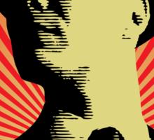 Resistance is Futile - Fringe Observer  Sticker