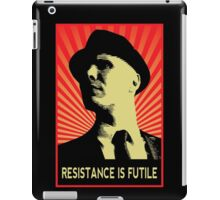 Resistance is Futile - Fringe Observer  iPad Case/Skin