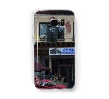 Auto World Samsung Galaxy Case/Skin