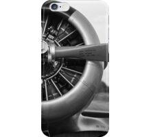 T-6 Texan iPhone Case/Skin