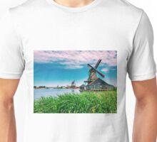 amazing windmills Unisex T-Shirt