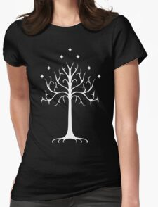 Tree Star Womens Fitted T-Shirt