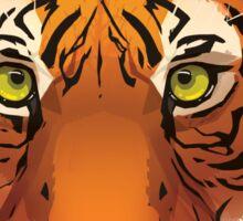 Tiger Portrait Sticker