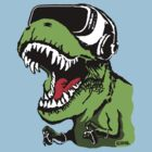 VR T-rex by NewSignCreation