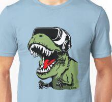 VR T-rex Unisex T-Shirt