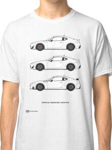 Subaru BRZ/Scion FR-S/Toyota 86  Classic T-Shirt