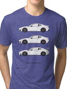 Subaru BRZ/Scion FR-S/Toyota 86  Tri-blend T-Shirt
