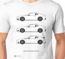 Subaru BRZ/Scion FR-S/Toyota 86  Unisex T-Shirt