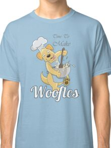 Time to make Woofles - Dog Chef Classic T-Shirt