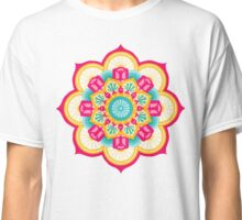 Mandala of Cycling Classic T-Shirt