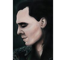Loki Love Photographic Print