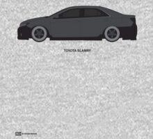 Toyota Slamry One Piece - Short Sleeve