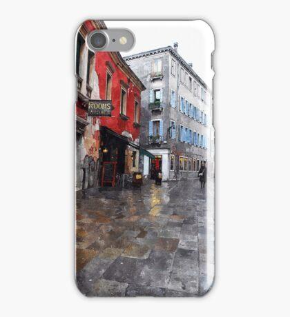 Venice Street iPhone Case/Skin