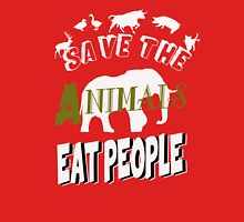 Save the animals Unisex T-Shirt