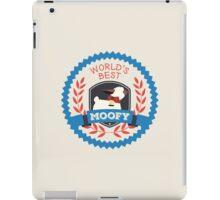 World's Best Moofy iPad Case/Skin
