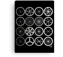 Wheels land corporation Canvas Print
