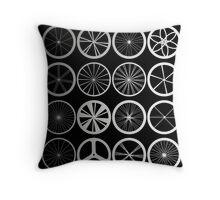 Wheels land corporation Throw Pillow