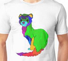 The Colourful Carpet Shark Unisex T-Shirt