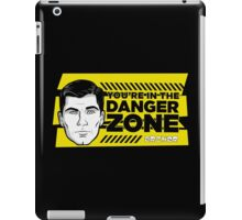 Sterling Archer You're in the Danger Zone iPad Case/Skin