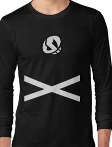 Team Skull (Design) Long Sleeve T-Shirt