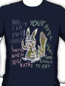 pika-fuck-chu T-Shirt