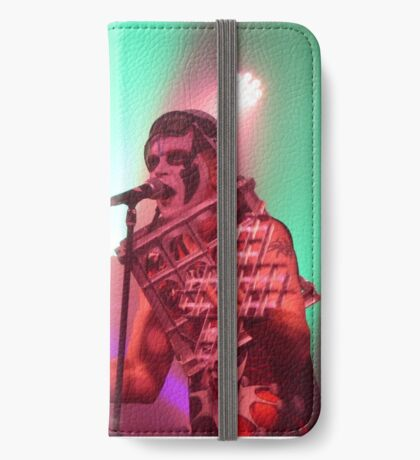 Dee Minor and the discords live on stage iPhone Wallet/Case/Skin