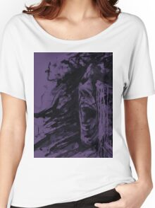 The Pain (Purple Edition) Women's Relaxed Fit T-Shirt