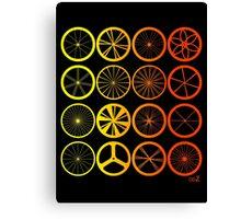 Wheels land corporation ov Canvas Print