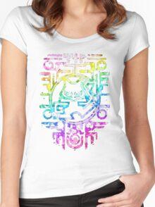 Mew - Pokémon Women's Fitted Scoop T-Shirt
