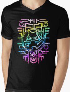 Mew - Pokémon Mens V-Neck T-Shirt