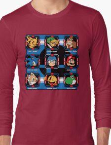 Mega-Smash Long Sleeve T-Shirt