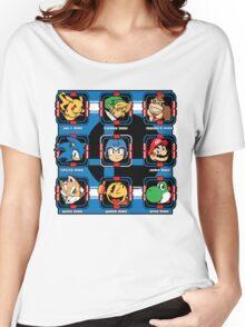 Mega-Smash Women's Relaxed Fit T-Shirt