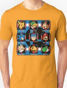 Mega-Smash Unisex T-Shirt