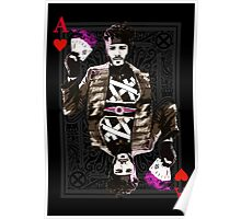 Ace of Hearts Gambit Poster
