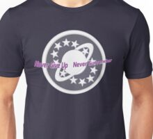 Never Give Up Never Surrender Unisex T-Shirt