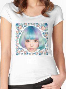 Kyary Pamyu Pamyu Women's Fitted Scoop T-Shirt