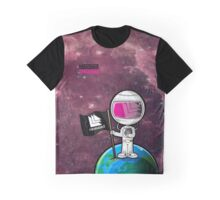 Hardwell - Spaceman Graphic T-Shirt