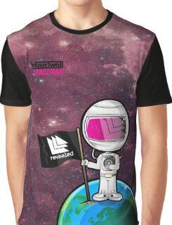 Hardwell - Spaceman Graphic T-Shirt