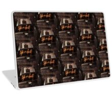 -MUSIC- Life After Death Cover Laptop Skin