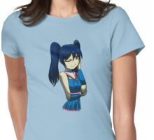 Anime Libra Womens Fitted T-Shirt