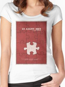 12 Angry Men Women's Fitted Scoop T-Shirt