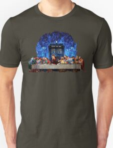 The Doctor Lost in the last Supper Unisex T-Shirt