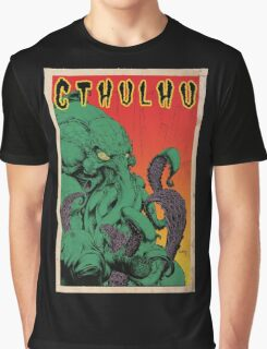 Cthulhu (Vintage) Graphic T-Shirt