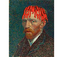 Lil Yatchy Van Gogh Photographic Print