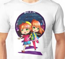 Eli and Gwen Unisex T-Shirt