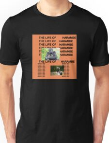 The Life of Harambe Unisex T-Shirt