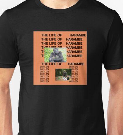 The Life of Harambe Unisex T-Shirt